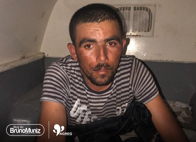 Acusado de esfaquear menor de 15 anos é detido na cidade de Toritama