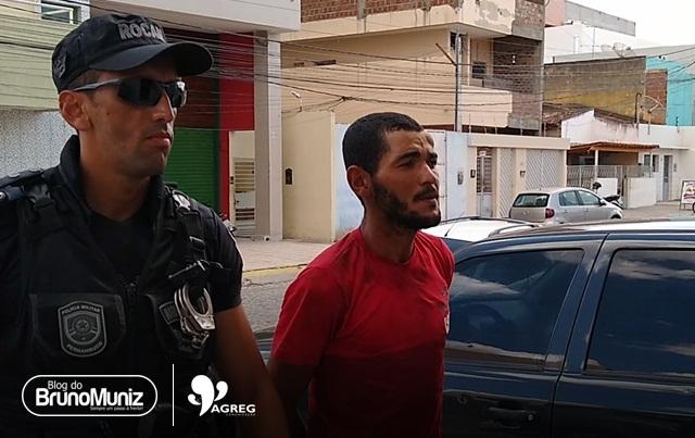 Indivíduo é detido após furtar bicicleta em Santa Cruz do Capibaribe