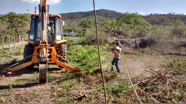 Furto de água  é encontrado  em adutora que abastece cidade de Gravatá