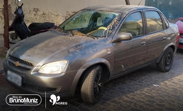 Polêmico caso de veículo roubado é encaminhado à delegacia de Santa Cruz do Capibaribe