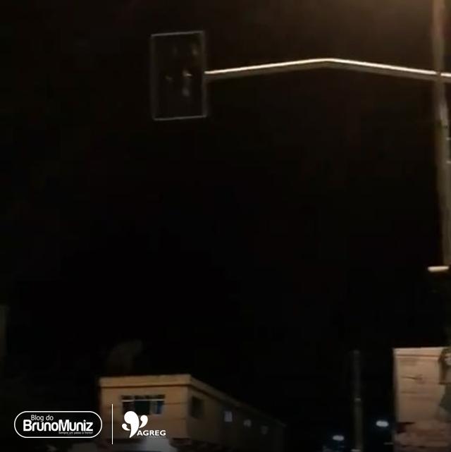 Semáforos com defeito geram risco de acidentes em Santa Cruz do Capibaribe