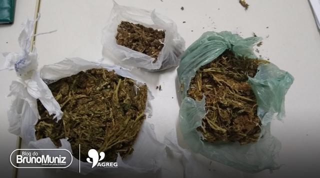 Suspeitos de tráfico de drogas são detidos em Santa Cruz do Capibaribe