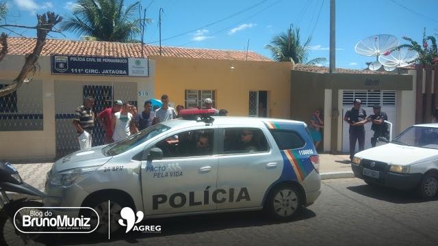 Adolescente que atropelou mulher intencionalmente é detido em Jataúba