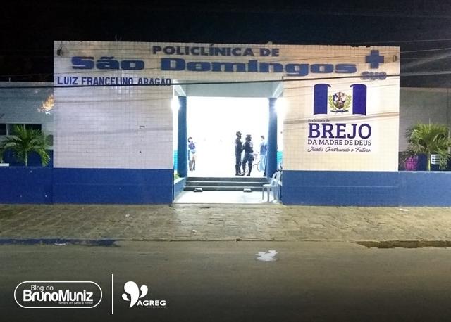 Tentativa de homicídio foi registrada em São Domingos, distrito de Brejo