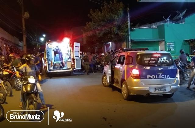 Suposta tentativa de assalto termina com um baleado em Santa Cruz do Capibaribe
