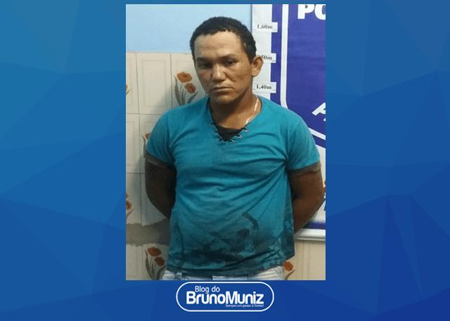 Indivíduo é detido após tentar estuprar adolescente no município de Toritama