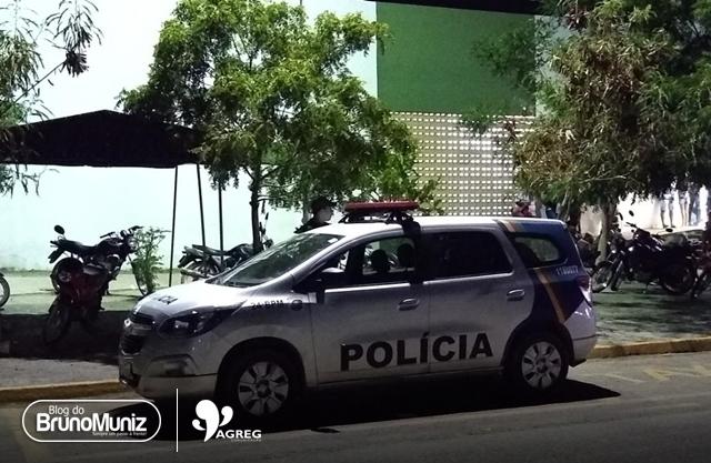 Cabo sofre acidente e tem arma furtada em Taquaritinga do Norte