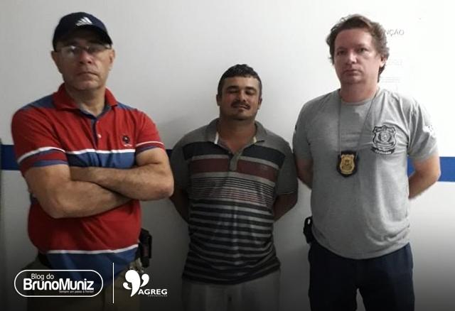 Homem é detido com reboque roubado em São Domingos, distrito de Brejo da Madre de Deus