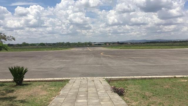 ANAC realiza vistoria no aeroporto Oscar Laranjeiras em Caruaru