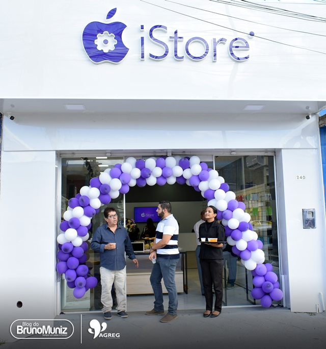 Blog Comércio – iStore inaugura nova unidade em Caruaru