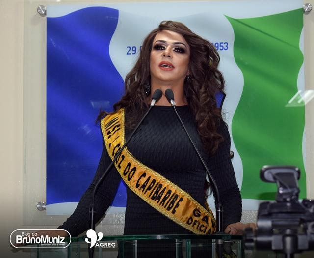 Santa-cruzense participará do Miss Pernambuco Gay