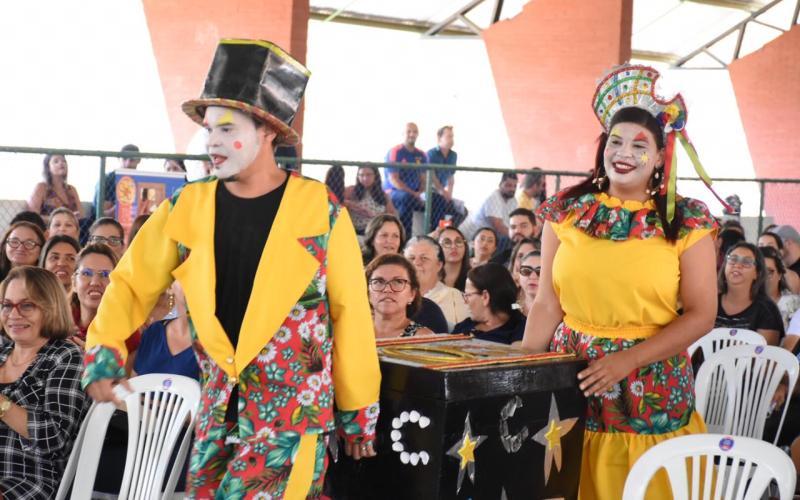 Professores da Rede Municipal de Ensino em Santa Cruz do Capibaribe participam de formação continuada