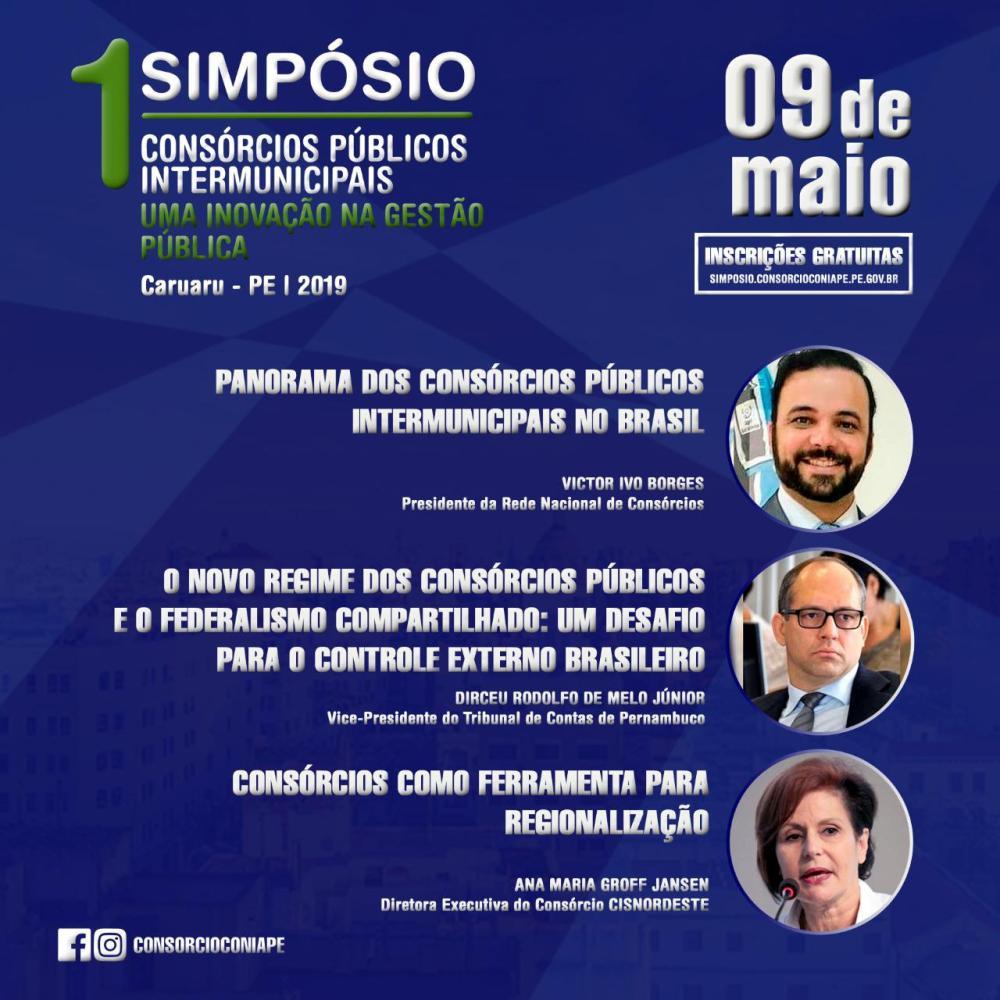 Coniape promoverá primeiro simpósio sobre inovação na gestão pública