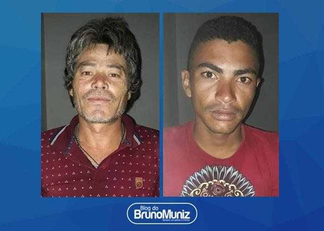 Dois indivíduos são detidos após confusão em Santa Cruz do Capibaribe