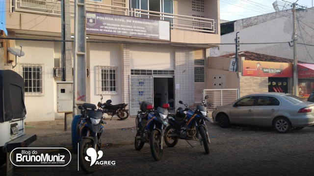 Indivíduo é detido após invadir residência em Santa Cruz do Capibaribe