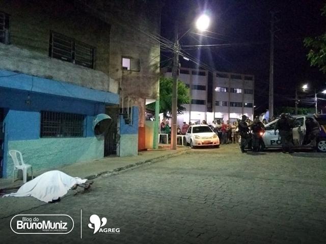 Homem de 28 anos é assassinado em Toritama