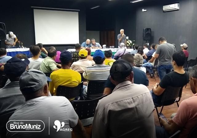 Reunião com marchantes é realizada em Santa Cruz do Capibaribe