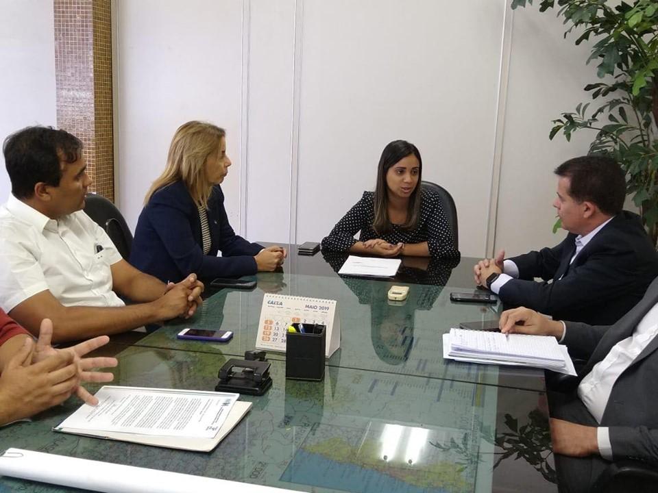 Secretário Gilson Julião destaca pedido de manutenção em principal ponte da cidade