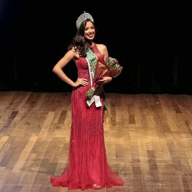 Modelo de Santa Cruz do Capibaribe é eleita Miss Brasil Latina 2019