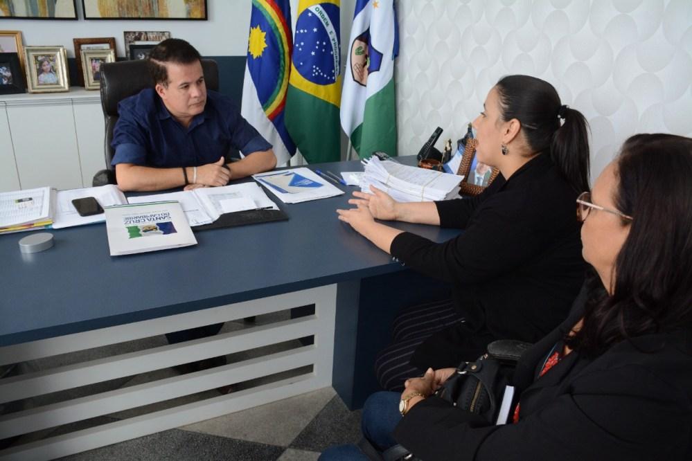 Sec. de Justiça e Direitos Humanos firma convênio com a Prefeitura de Santa Cruz do Capibaribe