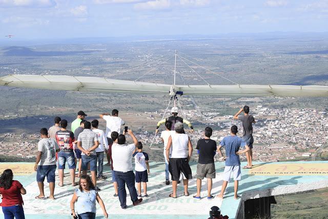 Sob nova administração, Rampa do Pepê volta a receber visitantes em Taquaritinga do Norte