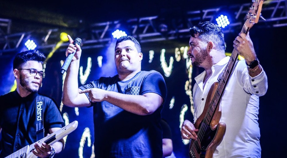 Em primeira mão – Banda Som & Louvor é a principal atração da Noite Gospel no São João da Moda