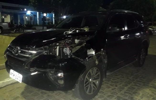 Deputado Diogo Moraes se envolve em acidente na PE-265