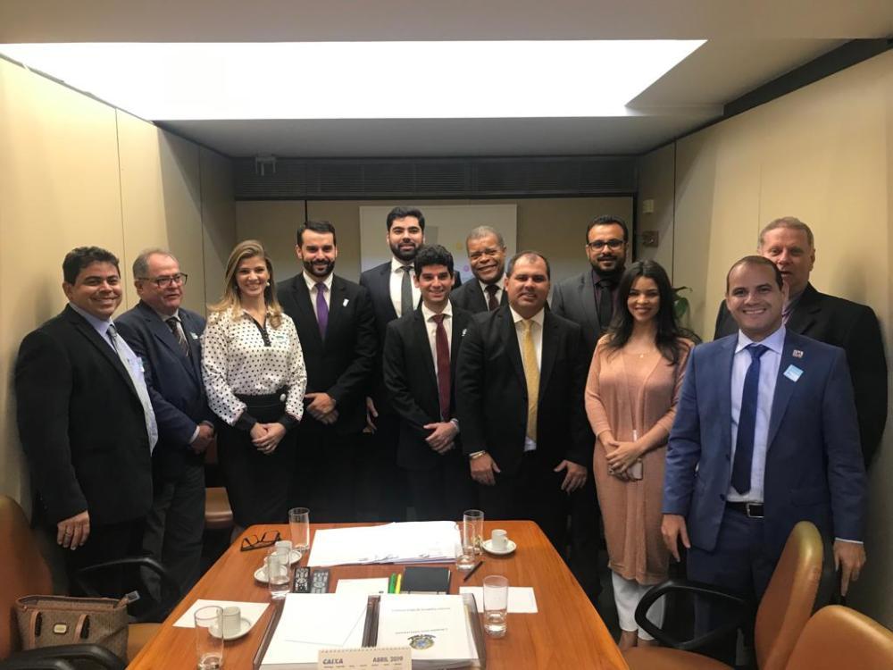 Presidente do Ipem-PE vai à Brasília buscar apoio contra o contingenciamento do Governo Federal