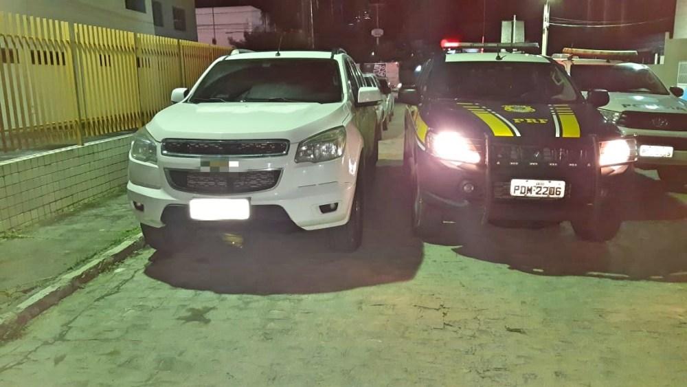 Homem é detido com caminhonete adulterada em Gravatá