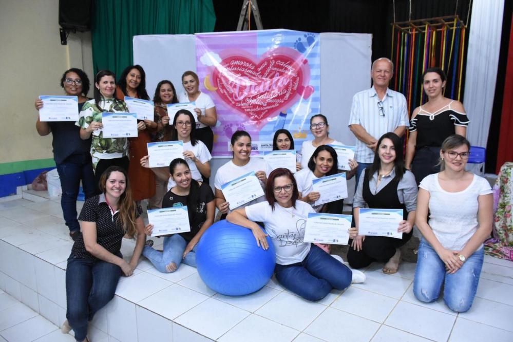 Grupo de Doulas participa de capacitação em Santa Cruz do Capibaribe