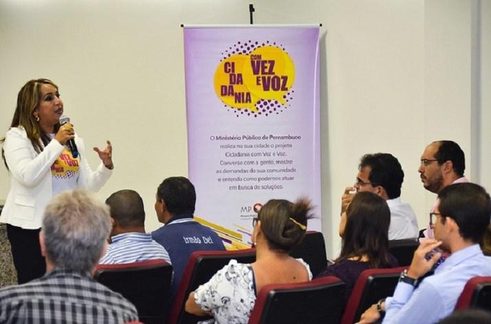 Ministério Público ouvirá demandas da população na Câmara de Vereadores de Santa Cruz