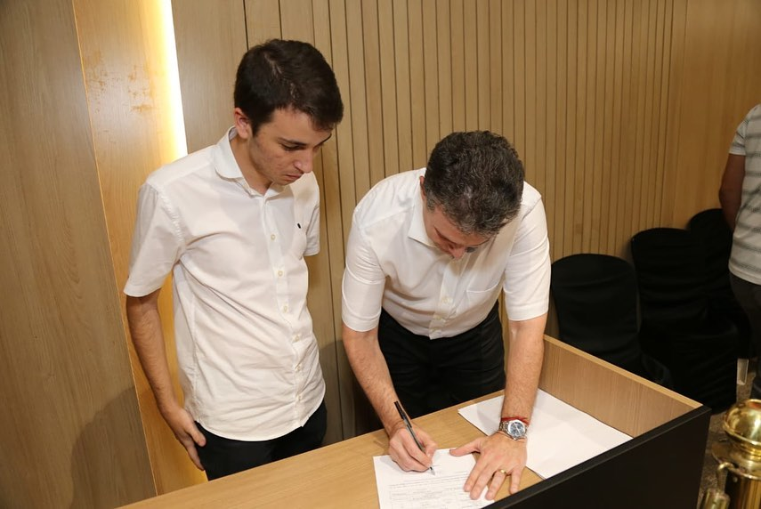Gustavo Barbosa assume liderança do PSD Jovem em Pernambuco