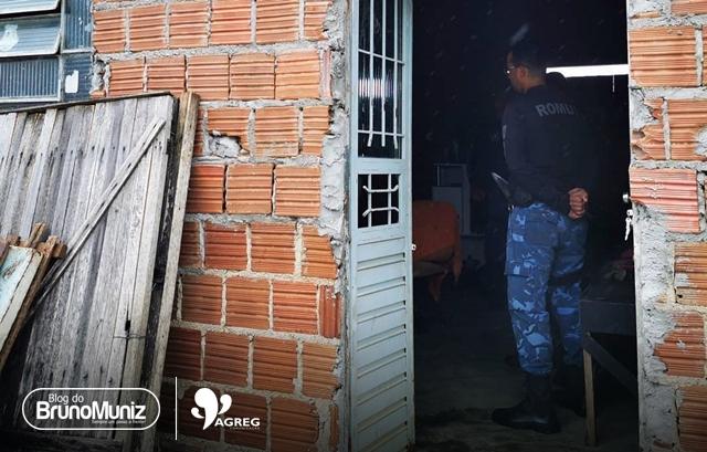 Acusado de roubar motocicleta é preso em Taquaritinga do Norte