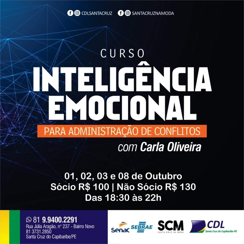 CDL está com inscrições abertas para curso de Inteligência Emocional