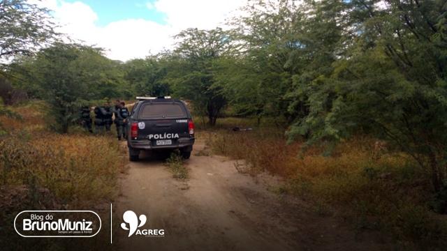 Mulher despida é encontrada morta em Santa Cruz do Capibaribe