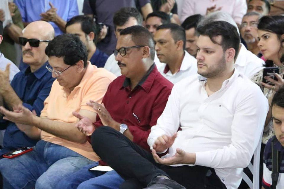 Vereadores acompanham audiência com motoristas de transporte alternativo em Santa Cruz do Capibaribe