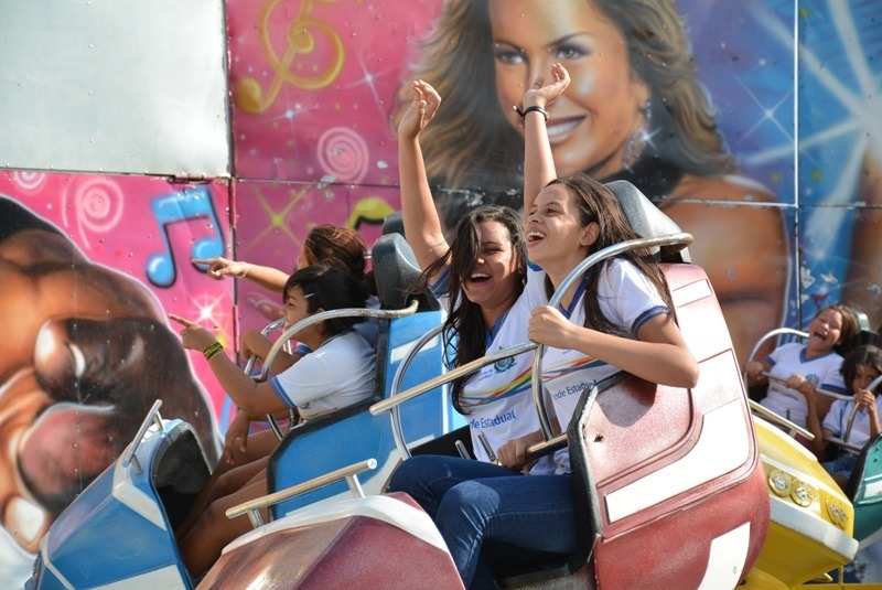 Prefeitura de Santa Cruz do Capibaribe realiza 4ª edição de tarde de diversão gratuita em parques da Festa de Setembro