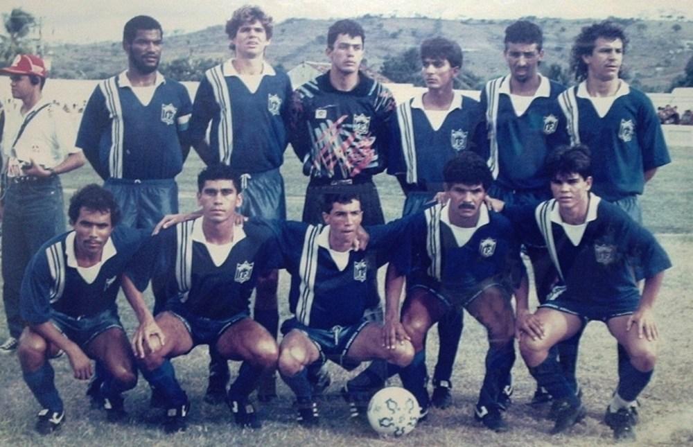 Elencos dos acessos do Ypiranga de 1994 e 2004 se reunirão para um reencontro em Santa Cruz do Capibaribe