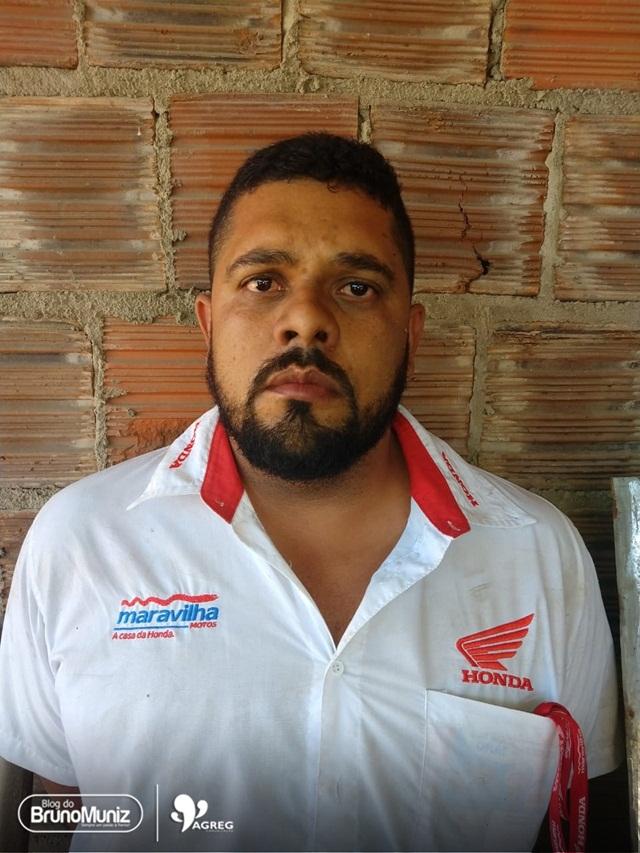 Homem é preso com grande quantidade de drogas, arma e munição em Toritama