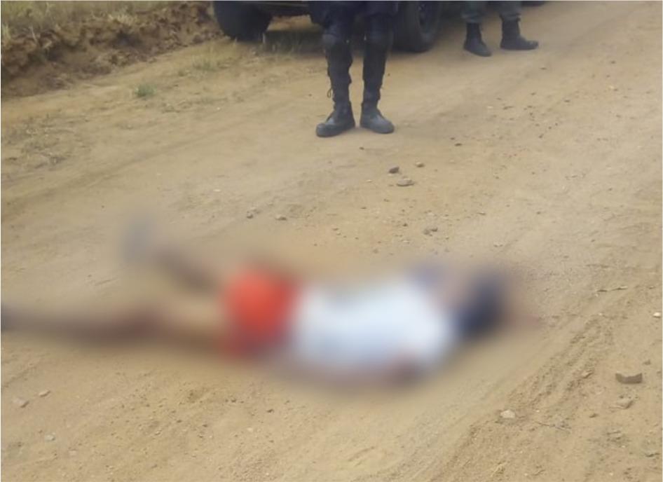Plantão – Homem é assassinado na zona rural de Taquaritinga do Norte-PE