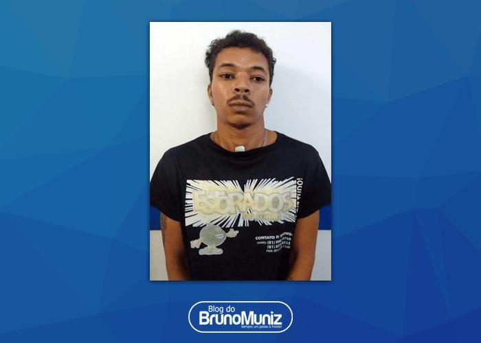 Jovem que matou primo em Limoeiro é preso na Vila Canaã