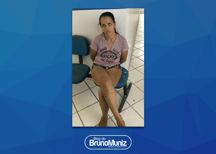 Guarda Municipal prende mulher com revólver, munições e drogas em São Domingos