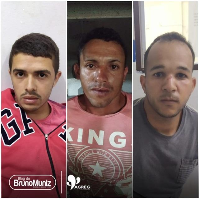 Polícia prende suspeito e desvenda quadrilha no distrito de São Domingos