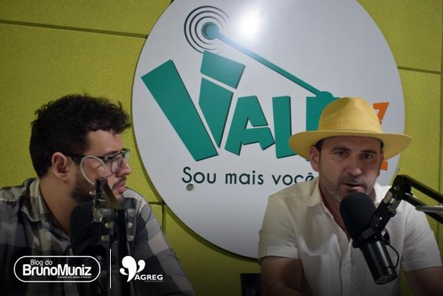 Cidade em Foco – Josevaldo Lopes destaca que candidatura a prefeito em Brejo é consequência de uma má administração de Hilário