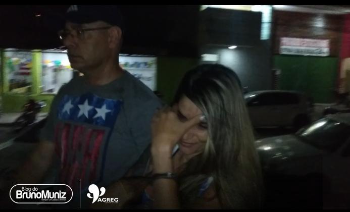 Mandados de prisão por crimes de roubo são cumpridos em Santa Cruz do Capibaribe