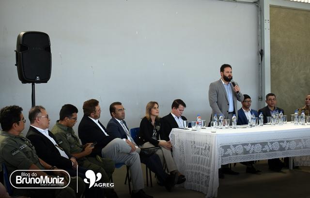 Secretario de Defesa Social lança Operação Têxtil, em Santa Cruz do Capibaribe