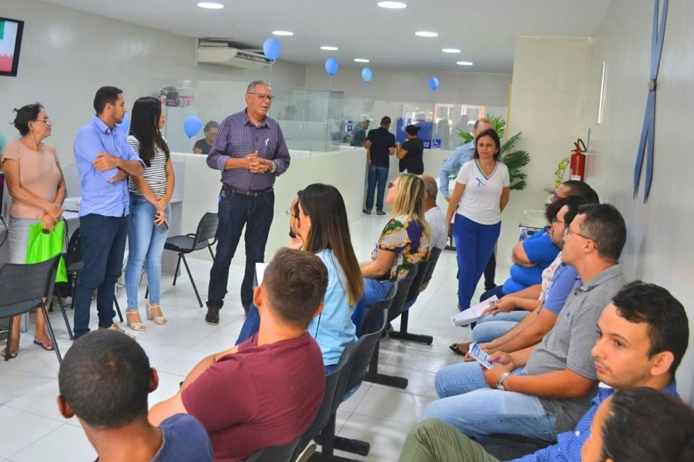 Secretaria de Governo e Desenvolvimento Social promove ação alusiva ao Novembro Azul em Santa Cruz do Capibaribe