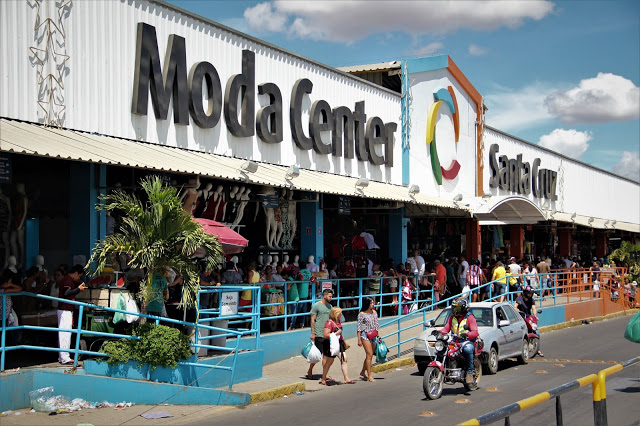 Moda Center registra grande movimentação de clientes neste final de semana