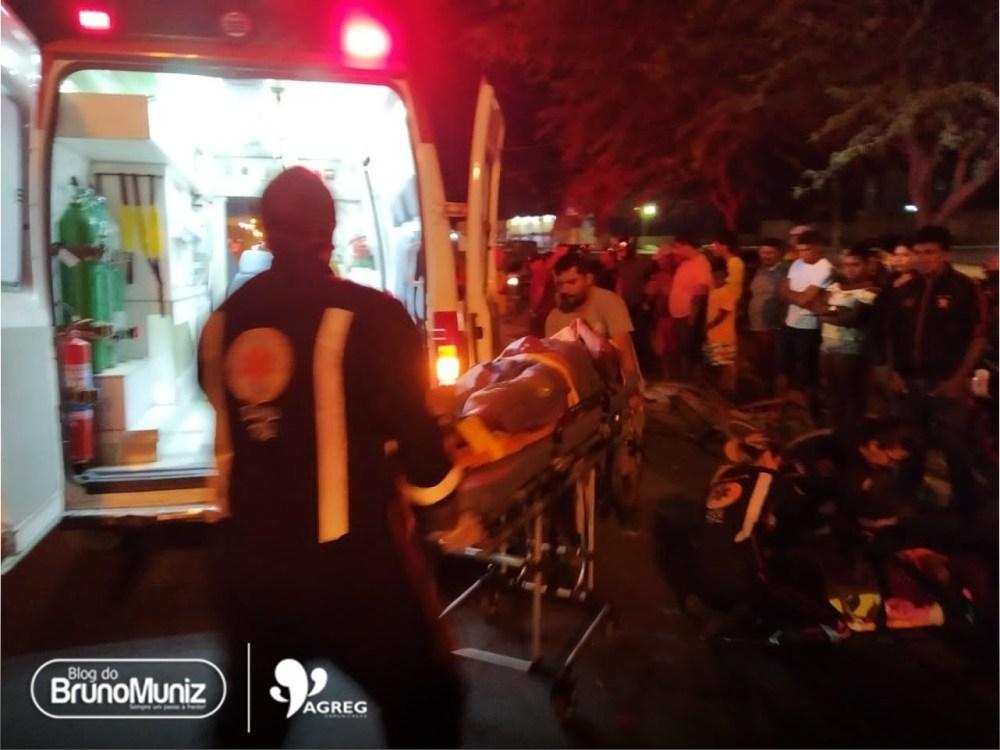 Imprudência gera mais um acidente de trânsito em Santa Cruz do Capibaribe