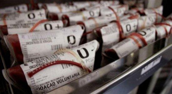 Hemope convoca doadores de sangue para reforçar estoque de Carnaval